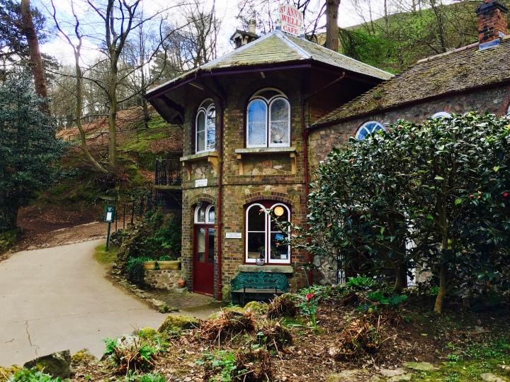 St Ann's Well Cafe near Great Malvern.