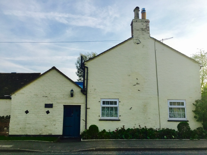 A cottage in the village of Welland, Worcestershire.