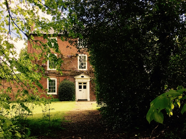 House in Ombersley, Worcestershire.
