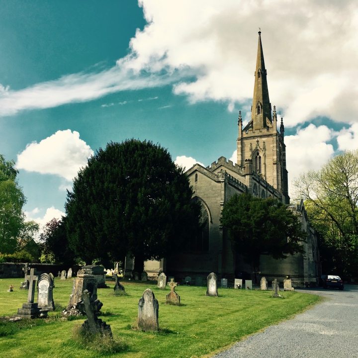 St Andrew's Church, Ombersley, Worcestershire.