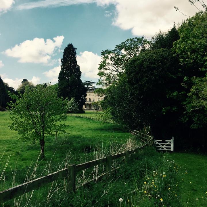Ombersley Court, Ombersley, Worcestershire.