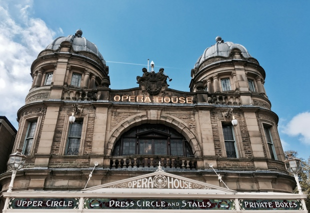Buxton Opera House, Buxton, Derbyshire.