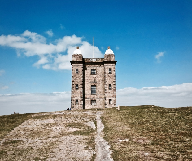 The Cage at Lyme Park, Disley, Derbyshire.