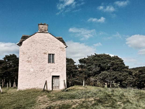 Paddock Cottage at Lyme Park, Disley, Derbyshire.