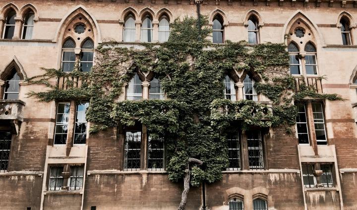 Christ Church, Oxford, England.