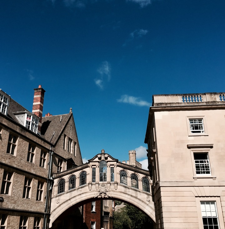 Hertford Bridge, Oxford, England.