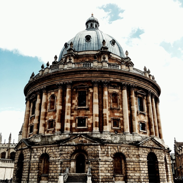 Radcliffe Camera, Oxford, England.