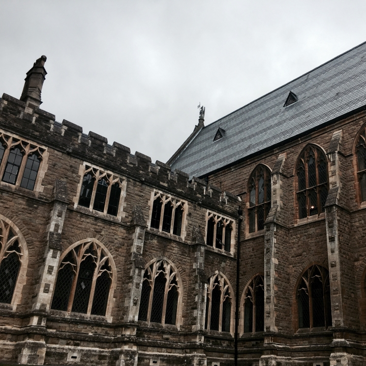 Buildings at Malvern College, Malvern, Worcestershire.