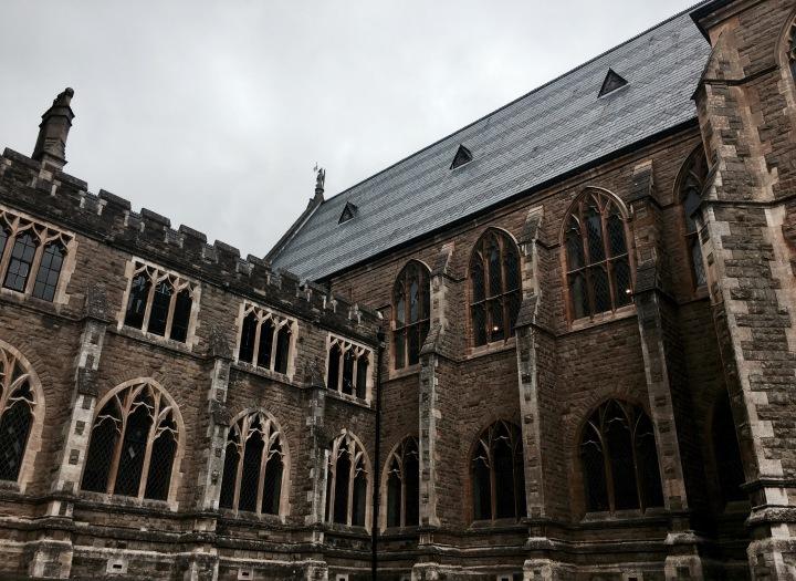 Buildings at Malvern College, Malvern, Worcestershire.