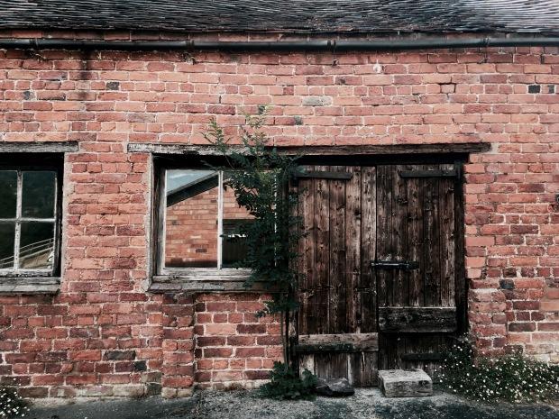 Building at Coton Cottage Farm, Malvern Wells, Worcestershire, England.