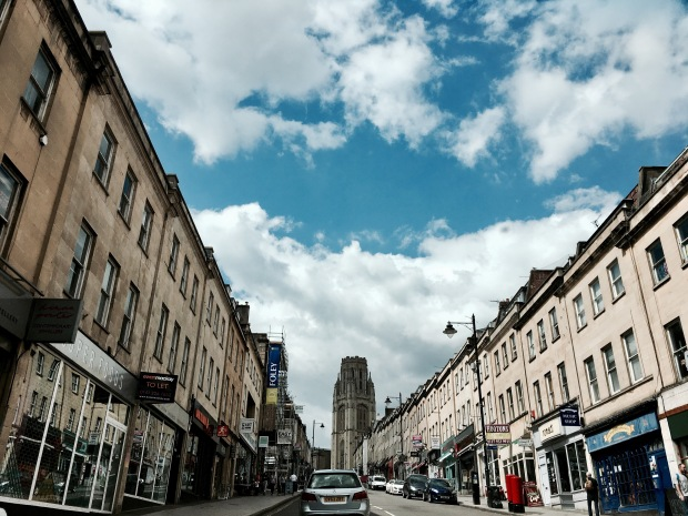 Bristol, England.