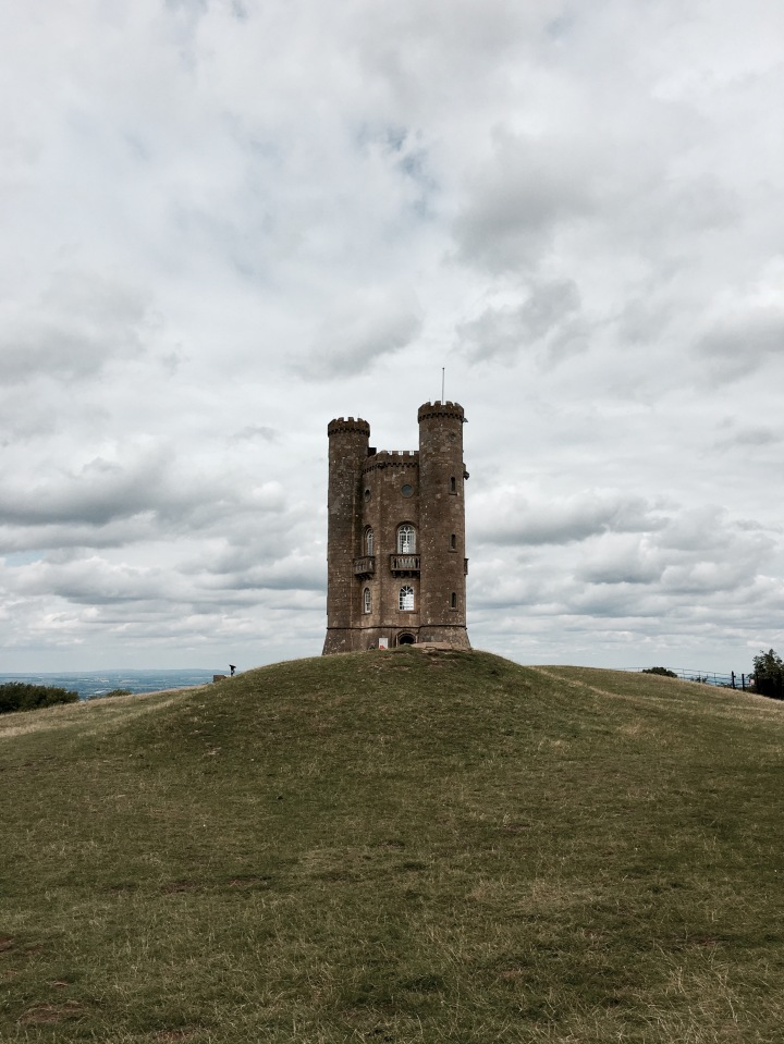 Broadway Tower, Worcestershire, England.