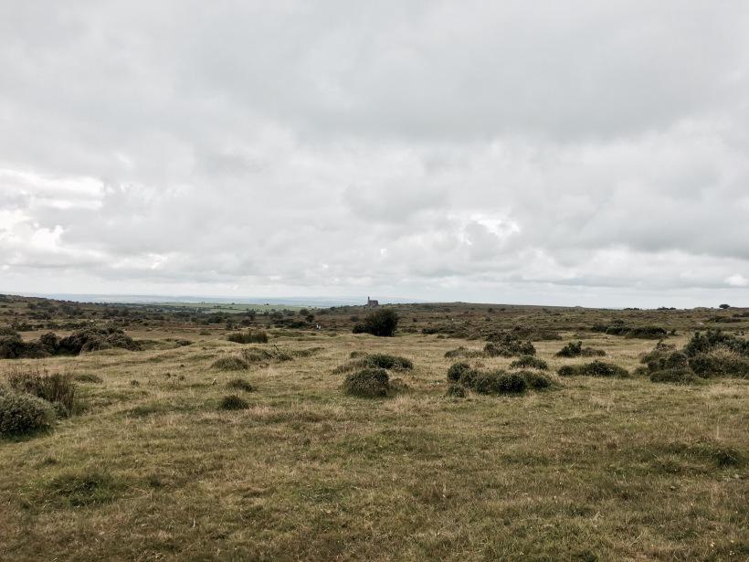 Bodmin Moor, Cornwall, England.