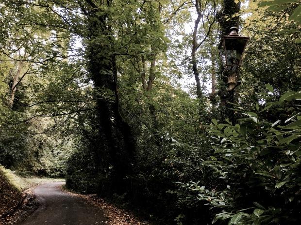 Holywell Road, Malvern, Worcestershire, England.