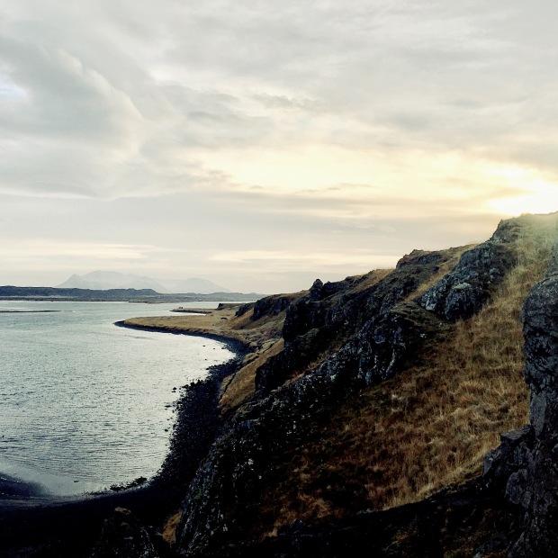 Vatnsnes Peninsula, Iceland.