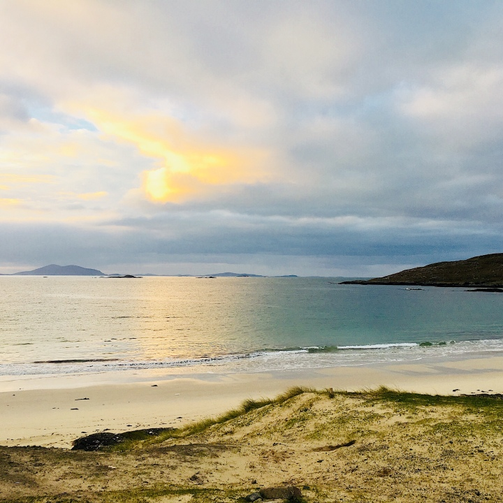 Huisinis Beach, Isle of Harris, Scotland.