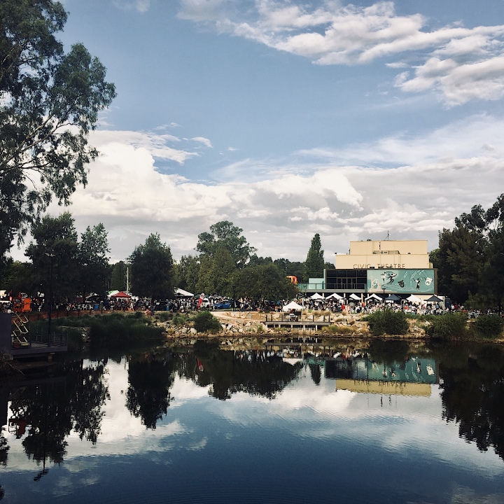 Wagga Wagga Food and Wine Festival, 2018.