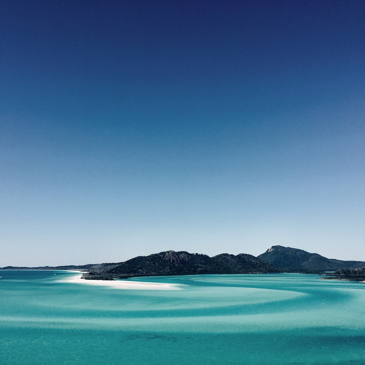Hill Inlet, Whitsunday Island, Queensland, Australia.