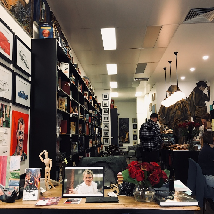Rabbit Books in Wagga Wagga, New South Wales, Australia.