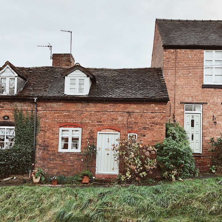Cottage in Bewdley, Worcestershire, United Kingdom.