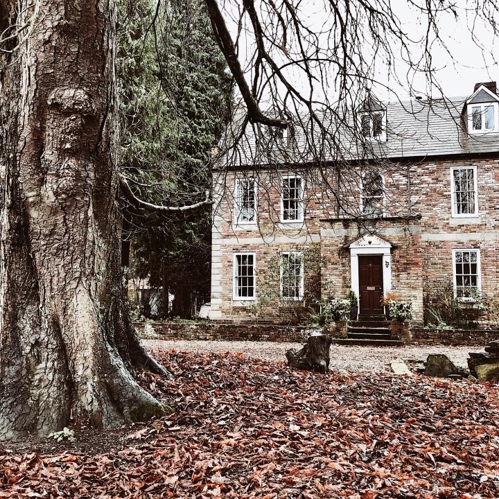 Georgian house in Bewdley, Worcestershire, United Kingdom.