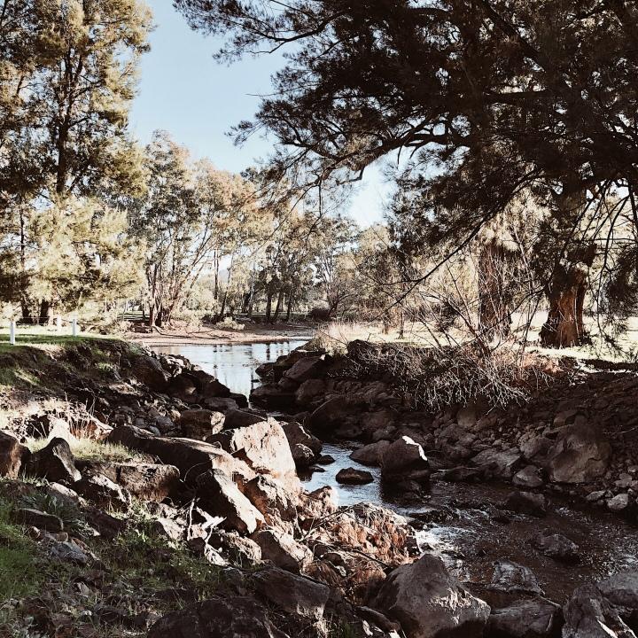 Nimbo Creek, Killimicat, New South Wales, Australia.