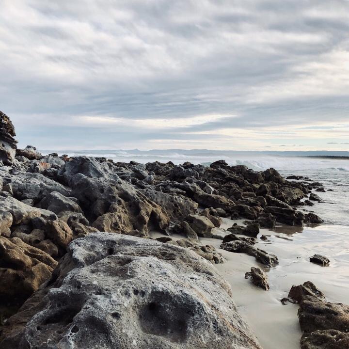 Bherwerre Beach, Jervis Bay Territory, Australia.