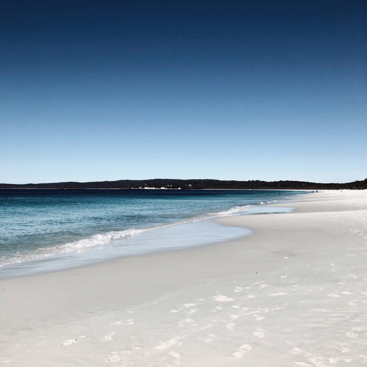 Hyams Beach, Jervis Bay, New South Wales, Australia.