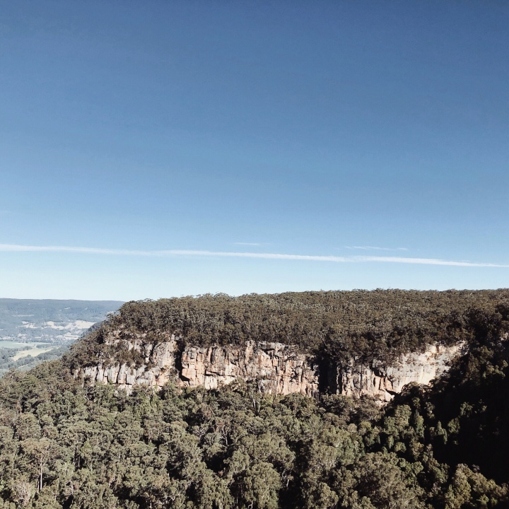 Manning Lookout, Morton National Park, New South Wales, Australia.