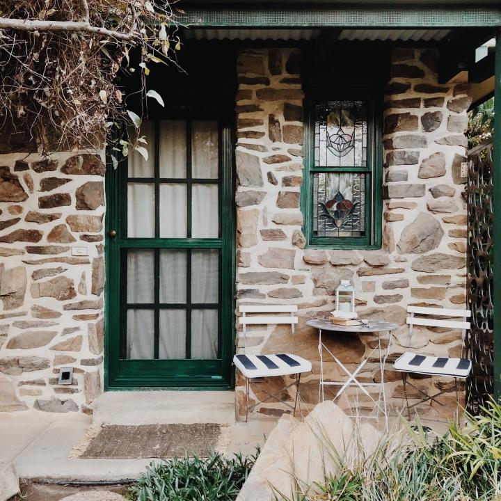 Hillside Airbnb, Gundaroo, New South Wales, Australia.